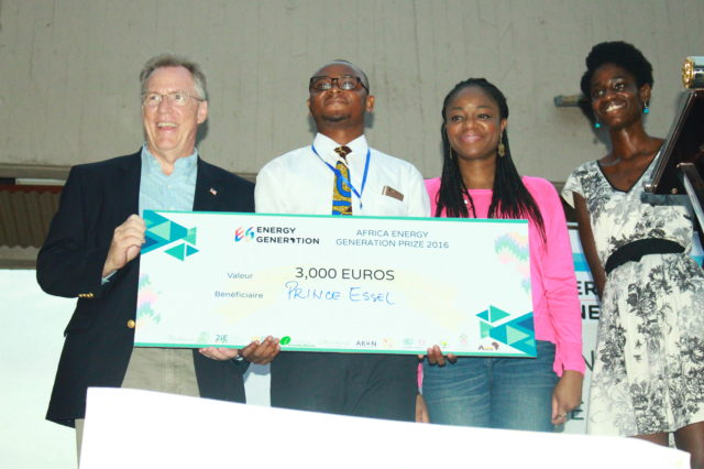 ECONEXUS'S POLYFUEL WINS 2ND PRIZE OF AFRICA ENERGY GENERATION PRIZE 2016